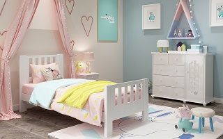 SM12/13 Single/Super Single  Bed (Modular Design)